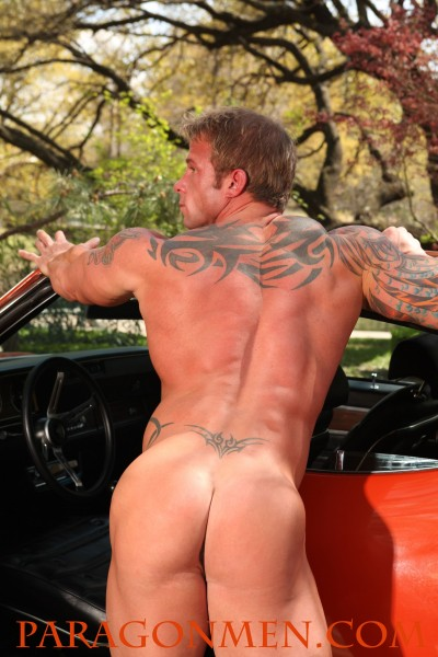 best male butt mark dalton